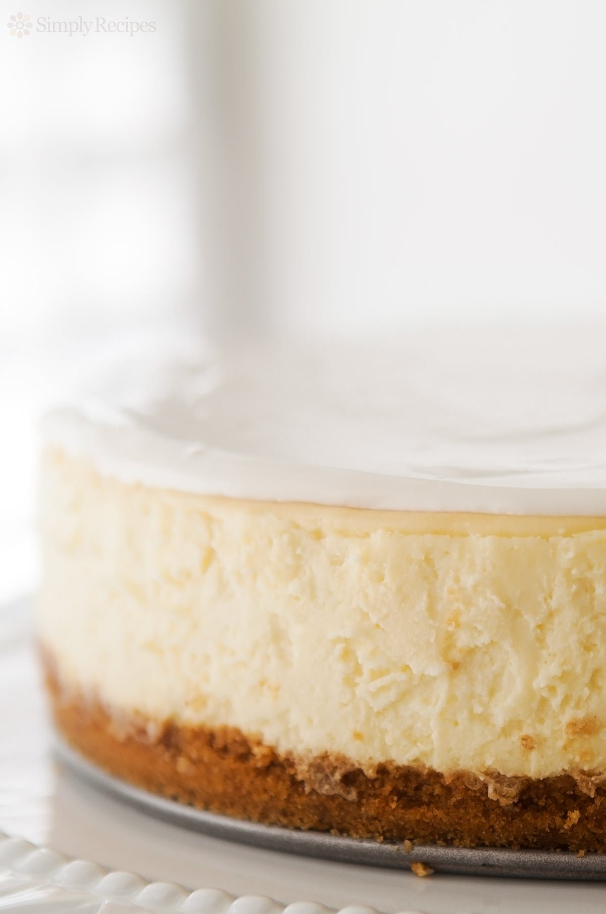 Perfect Cheesecake Recipe {New York Style}   SimplyRecipes.com