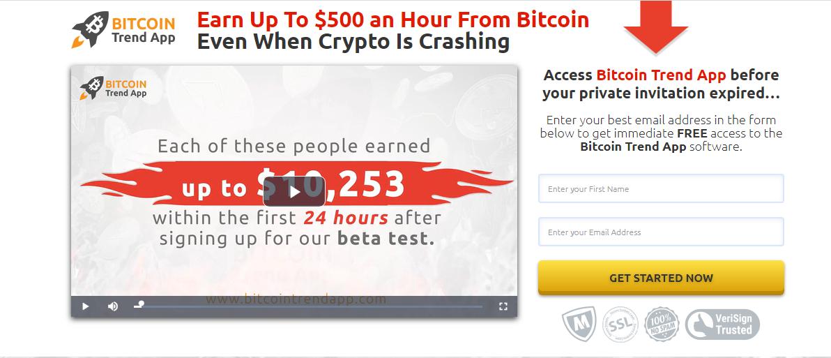 Bitcoin Trend App | Bitcoin Trend App Reviews | Bitcoin Trend App Registration!