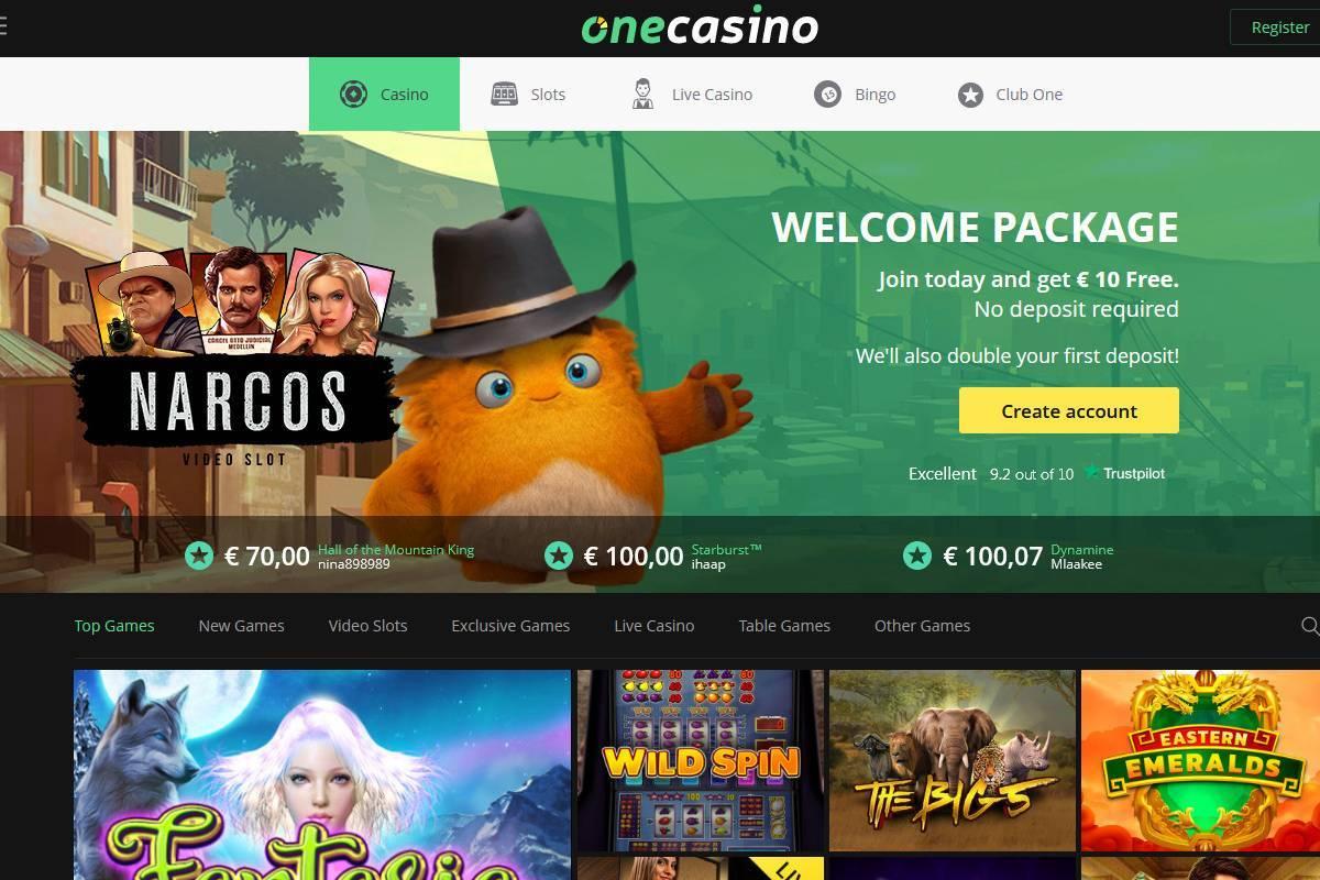 Onecasino.com | Online Casino Las Vegas Player Reviews
