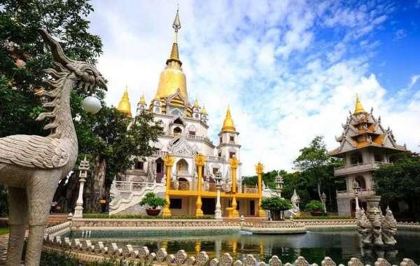 Virtual Guided Tour of Ho Chi Minh City, Vietnam (Saigon)
