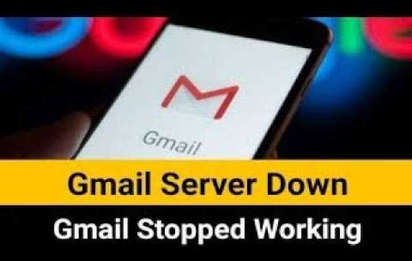 Facing issues if Is Gmail down