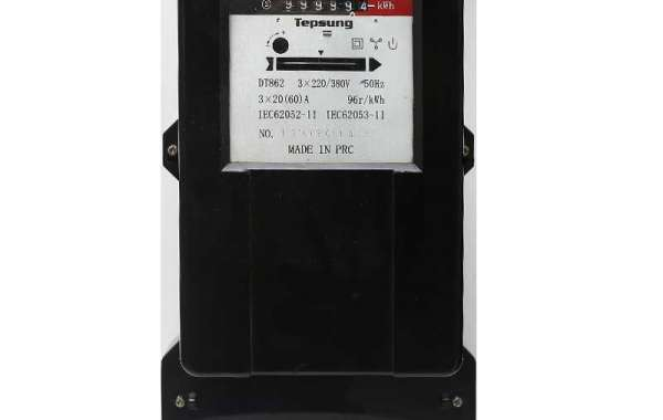Electromechanical KWh Meter Conversion Environment