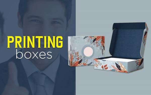 Branding, Printed Boxes and marketing Role in Business