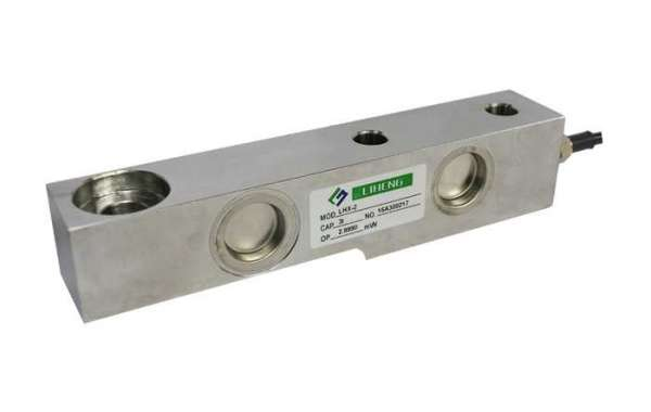 The working principle of shear beam load cell
