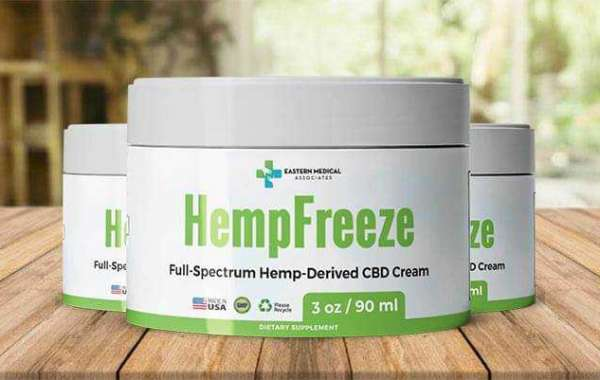 HempFreeze CBD Cream Review : A Potent Pain Relief Solution