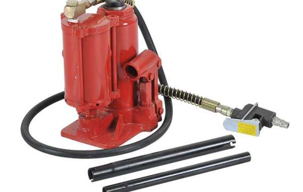 Hydraulic Air Bottle Jack Is Only One Kind