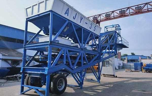 Why You Should Buy A Mobile Concrete Batching Plant In China