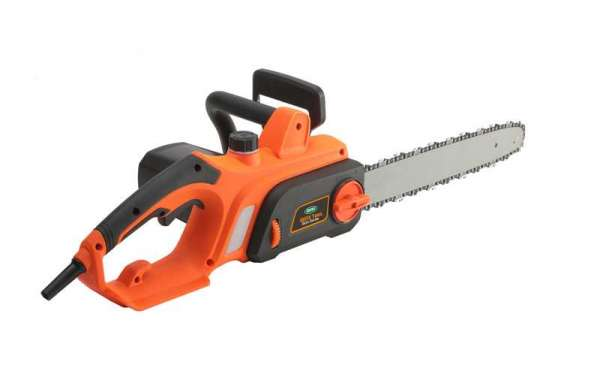 Description Of Custom Chain Saw