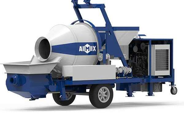 Benefits of Buying a Concrete Mixer Pump