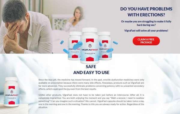 VigraFast Canada & UK - Benefits, Price And Buy?