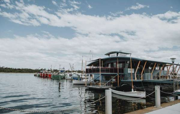 Best views Lakes Entrance - Sodafish.com