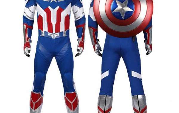 The costumes are debuted at fan conventions