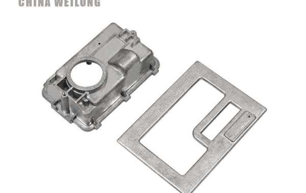 What does Aluminum Die Casting have?