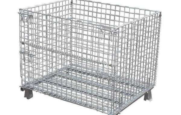 Advantages of storage cage and its quality for business