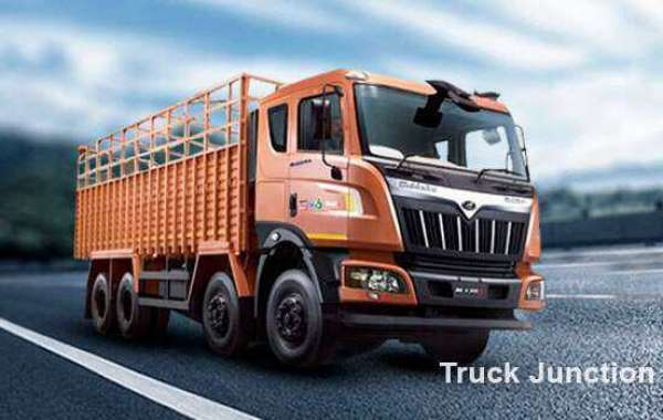 Mahindra Blazo X 35 tipper price in india
