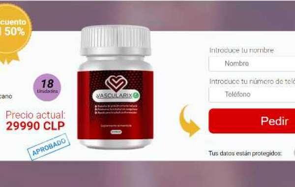 Vascularix - Fórmula 100% segura y eficaz para la presión arterial!