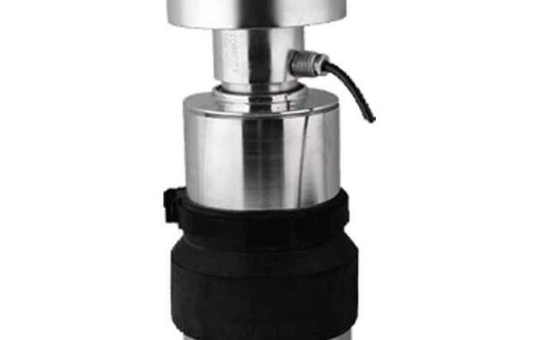 Working principle of weighing transducer