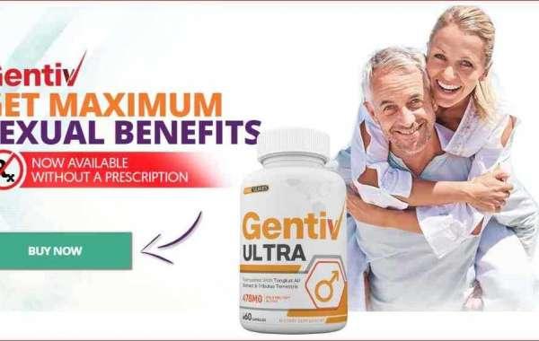 Gentiv Ultra Male Enhancement Reviews