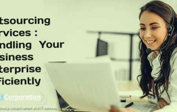Outsourcing Services : Handling  Your Business Enterprise Efficiently