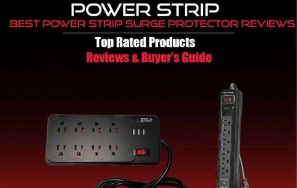 Best Power Strip Surge Protector Reviews