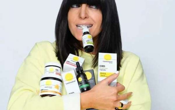 Claudia Winkleman CBD Oil UK :- Natural Hemp Extract For Relief .
