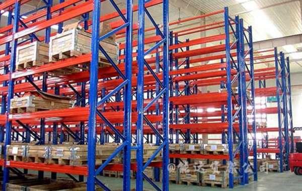 Advantages of logistics heavy shelves
