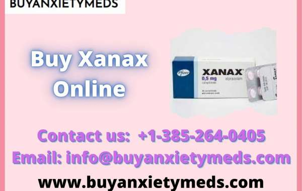 Xanax Is The Best Solution For Anxiety
