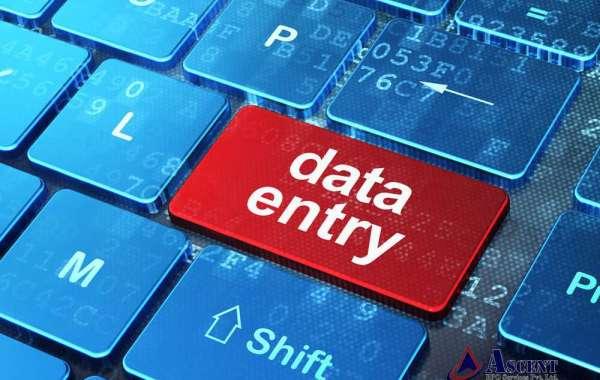 Non voice Data Entry Outsourcing
