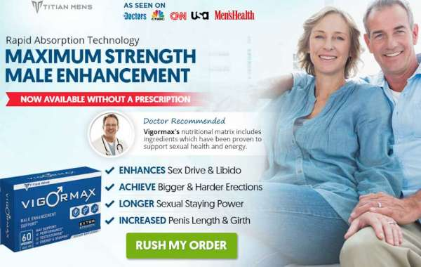 VigorMax Male Enhancement Reviews:- Enhance Your Sex Power With Free Trial of VigorMax Pills.
