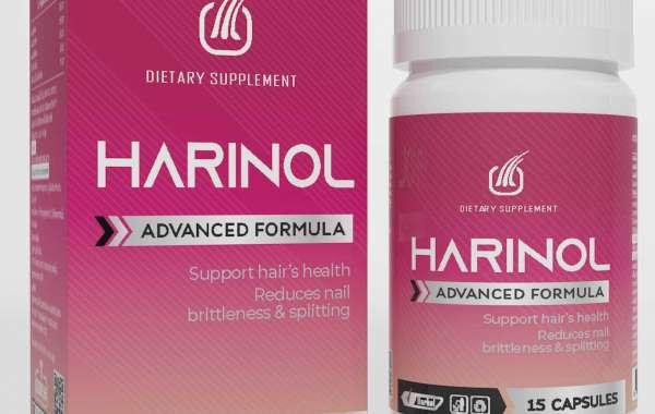 Harinol แคปซูลสูตรขั้นสูง – รีวิวการรักษาผมร่วงตามธรรมชาติ, ผลข้างเคียง, ราคา