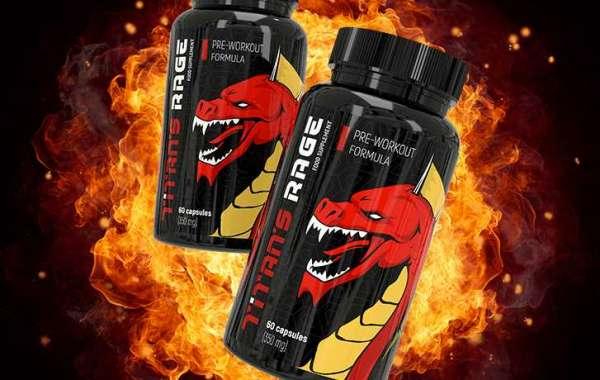 Titan's Rage UK - Natural & Good Quality Ingredients