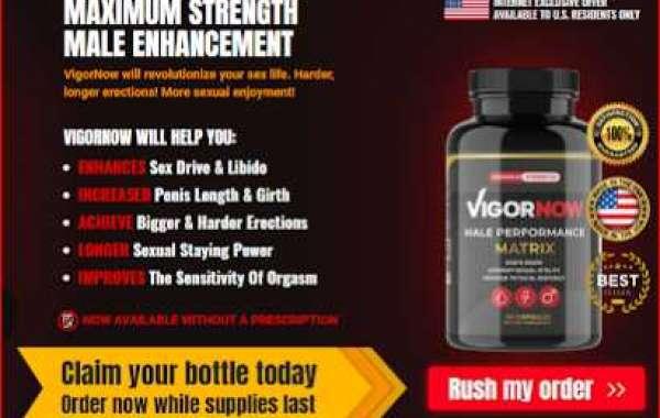 Vigor Now Male Performance Matrix