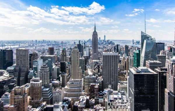 Island of History - Manhattan